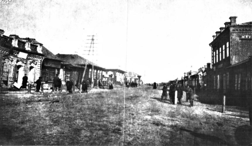 1910 год, май