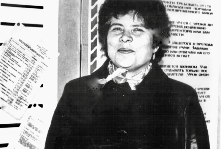 Каролина Адамовна Шмидт Зубовская