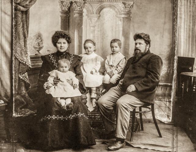 schelkunov family