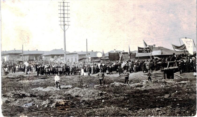 выборы земства и уполномоченных городского собрания 1917 г. до революции